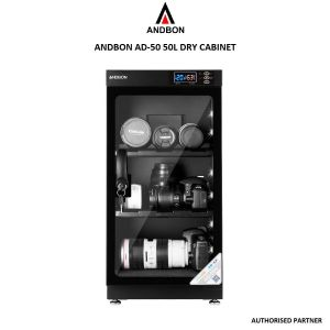 Picture of Andbon 50L Storage Electronic Dry Cabinet AD-50C