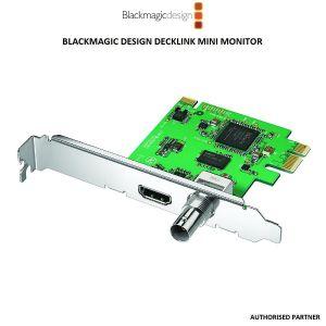 Picture of Blackmagic Design DeckLink Mini Monitor