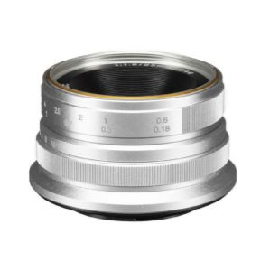 Picture of 7artisans Photoelectric 25mm f/1.8 Lens for Micro Four Thirds (Silver)