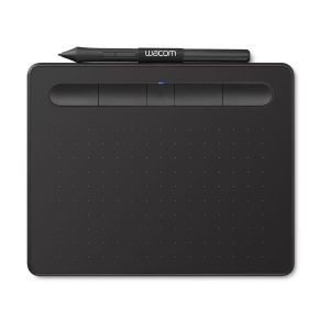 Picture of Wacom Intuos Bluetooth Creative Pen Tablet (Small, Black)