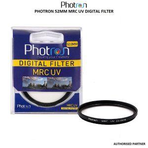 Picture of Photron 52 mm MRC UV Digital Filter Multi Coated