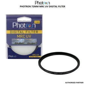 Picture of Photron 72 mm MRC UV Digital Filter Multi Coated