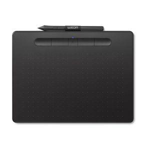 Picture of Wacom Intuos Bluetooth Creative Pen Tablet (Medium, Black) CTL6100WL