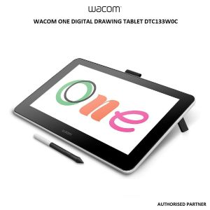 Picture of Wacom One Digital Drawing Tablet DTC133W0C