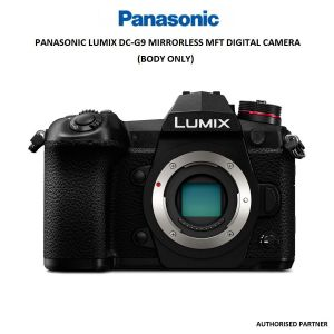 Picture of Panasonic Lumix DC-G9 Mirrorless Micro Four Thirds Digital Camera (Body Only)