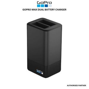 Picture of GoPro Dual Battery Charger with Rechargeable Battery for MAX 360 Camera