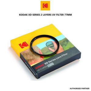 Picture of Kodak XD Series 2 Layers UV Filter 77mm