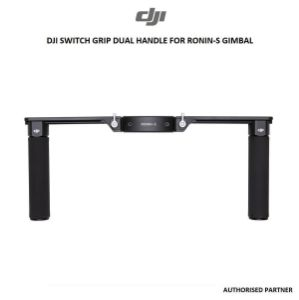 Picture of DJI Switch Grip Dual Handle for Ronin-S Gimbal