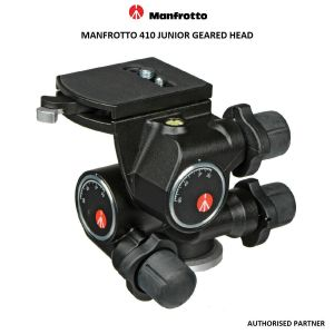 Picture of Manfrotto 410 Junior Geared Head
