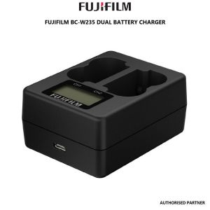 Picture of Fujifilm Dual Battery Charger BC-W235