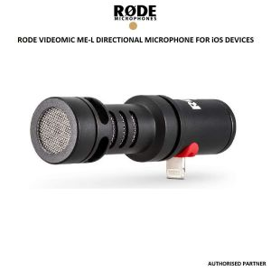 Picture of Rode VideoMic Me-L Directional Microphone for iOS Devices
