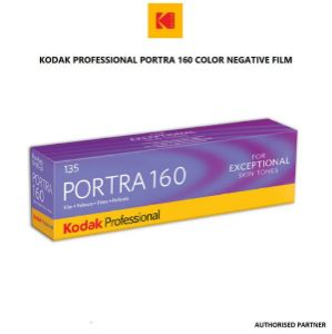 Picture of Kodak Professional Portra 160 Color Negative Film