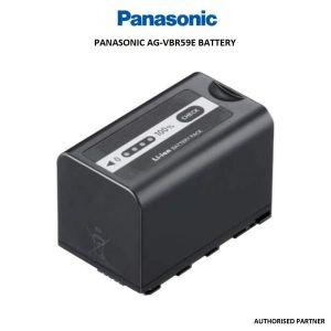 Picture of Panasonic AG-VBR59E Battery