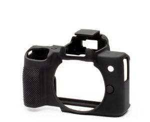 Picture of easyCover Silicone Protection Cover for Canon M50 (Black)