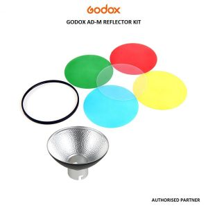 Picture of Godox AD-M Reflector Kit with 4 Color Gels