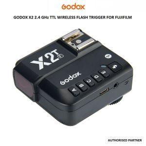 Picture of Godox X2T F 2.4 GHz TTL Wireless Flash Trigger for Fujifilm