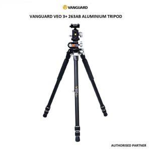 Picture of Vanguard VEO 3+ 263AB Aluminum Tripod