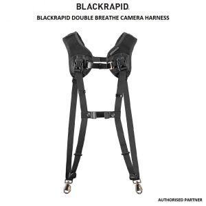 Picture of BlackRapid Double Breathe Camera Harness (Black)