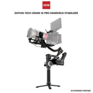Picture of Zhiyun-Tech CRANE 3S PRO Handheld Stabilizer