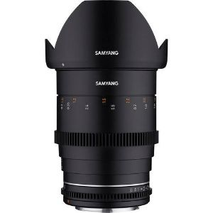 Picture of Samyang 35mm T1.5 VDSLR MK2 Cine Lens (EF Mount)