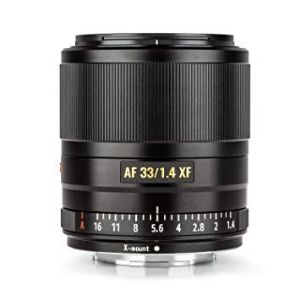 Picture of Viltrox AF 33mm f/1.4 XF Lens for FUJIFILM X