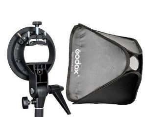 Picture of Godox SEUV6060 Soft Box with S Type Bracket Elinchrom Mount Holder and Storage Bag