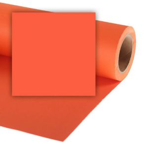Picture of Colorama 1.35 x 11m Mandarin