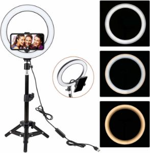 Picture of VIJIM K1 SoXer Ring Light for Live Streaming