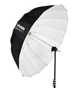 "Picture of Umbrella Deep White L(130CM/51"")"
