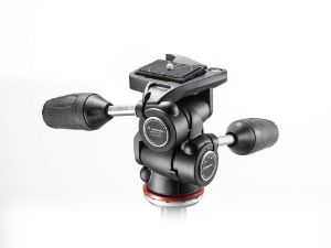 Picture of Manfrotto 3 Way head with RC2 in Adapto w/ retractable levers