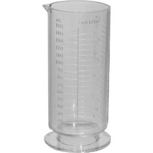 Picture of Paterson Plastic Graduate - 5oz(150ml)