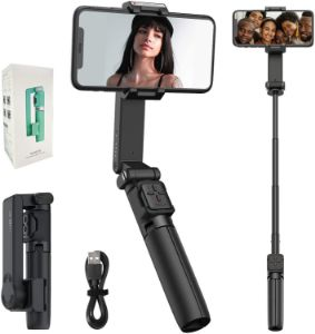 Picture of Moza Nano SE Gimbal for Smartphones BLACK