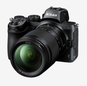 Picture of Nikon Z5 Mirrorless Camera with NIKKOR Z 24-200mm f/4-6.3 VR Lens Kit