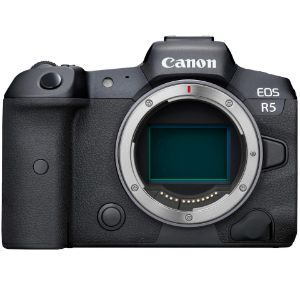 Picture of Canon EOS R5 Mirrorless Digital Camera (Body Only)