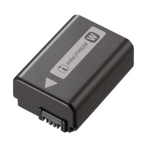 Picture of Sony NP-FW50 Lithium-Ion Rechargeable Battery