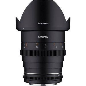 Picture of Samyang Brand Photography MF Lens 24MM T1.5 VDSLR MK2 Sony E