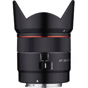 Picture of Samyang Brand Photography AF Lens 35MM F1.8 Sony FE