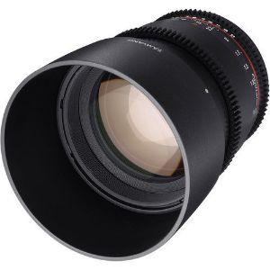 Picture of Samyang Cine 85MM T1.5 VDSLR II Lens for MFT