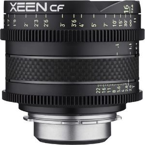 Picture of Samyang Xeen CF 16mm T2.6 Professional Cine Lens For Sony E (FEET)
