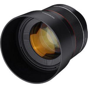 Picture of Samyang MF 85MM F1.4 Lens for Sony E