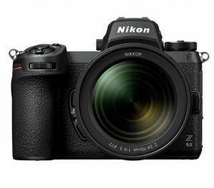 Picture of Nikon Z6II Mirrorless Digital Camera with 24-70mm f/4 Lens
