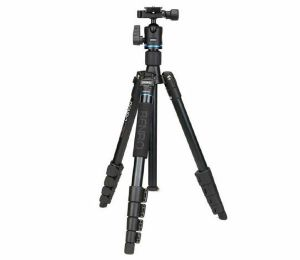 Picture of Benro iTrip15 Aluminum Travel Tripod with Ball Head