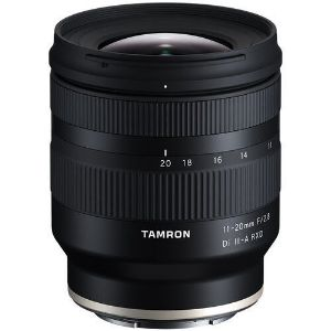 Picture of Tamron 11-20mm f/2.8 Di III-A RXD Lens for Sony E