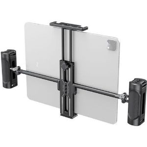 Picture of SmallRig Tablet Mount with Dual Handgrip for iPad / 2929