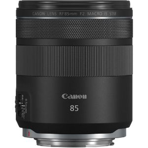 Picture of Canon RF 85mm f/2 Macro IS STM Lens